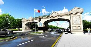 Giriş Kapısı Bartın Üniversitesi'nin Sembolü Olacak