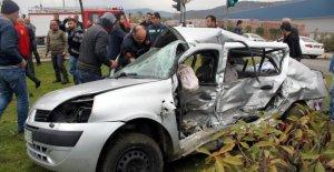 Çaycuma'da Feci Kaza: 5 yaralı