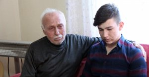 Madende ölen oğlunun acısına daha fazla dayanamadı