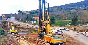 Yıkılan Karaman Köprüsü Yeniden Yapılıyor
