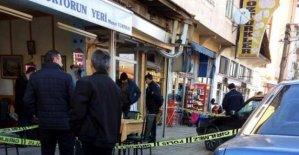 Çaycuma'da silahlı kavga: 1 yaralı