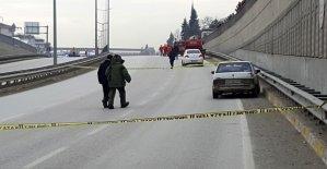 Arızalı araç bomba paniğine yol açtı