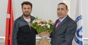 BESYO Müdürlüğüne Taner Bozkuş Atandı