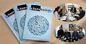 Fakülte destekli ilk öğrenci dergisi yayında