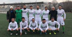 Kozcağızlı Veteranlar Zonguldak Deplasmanında