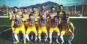 Ulus Çınarspor Amasra'yı Devirdi: 2-0