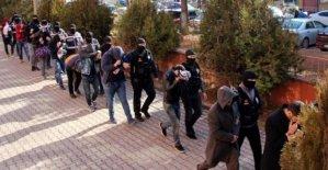 Uyuşturucu Çetesine Operasyon: 11 Gözaltı
