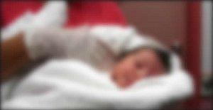 3 aylık bebek, süt emerken boğularak öldü