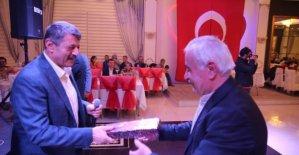 Başkan Kumlucalılar Gecesine Katıldı