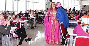 Kozcağız'da Kadınlar Günü Coşkusu