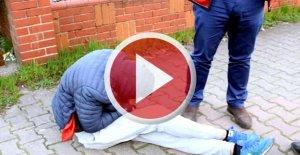 Uyuşturucudan fenalaşan 3 genç hastaneye kaldırıldı