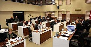 Belediye Meclisi 18 Maddeyi Kabul Etti
