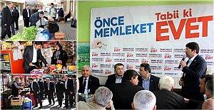 İstikrarla gelişen Türkiye'ye EVET