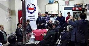 İstikrarlı bir Türkiye için Evet diyoruz