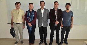 Arkeoloji Bölümünden Müzeler Günü konferansı
