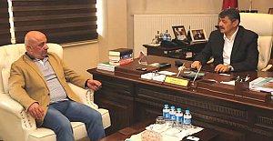 Bartınspor'dan Başkan Akın'a Ziyaret