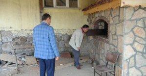 Bir Taş Fırın da Şiremirçavuş Mahallesine