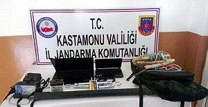 Kaçak kazı operasyonu: 6 gözaltı