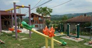Bir Yaşam Merkezi de Şiremirçavuş'a