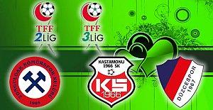 TFF 2. ve 3. Lig'de gruplar belirlendi