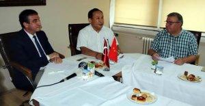 TTK ile Çinli firma arasında 97 milyon liralık imza