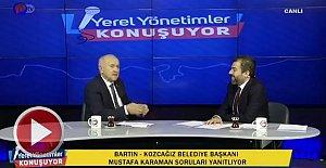 Karaman Merkez TV'ye Konuk Oldu