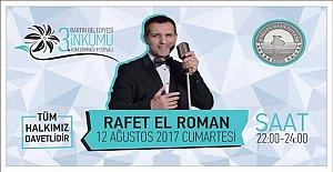 Rafet El Roman ve Cemre Sahne Alacak