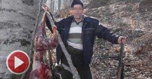 Vurduğu Karacayı Facebook'ta paylaştı, 18 Bin lira ceza aldı