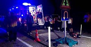 Yaşlı adam 50 metre sürüklendi, hayatını kaybetti