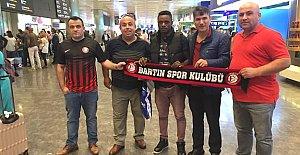 Bartınspor'un Nijeryalı Transferi İstanbul'da