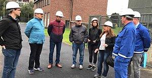 Başkan Akın'dan Almanya'da Yoğun Ziyaretler