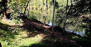 Irmak Kenarına Yürüyüş Yolu