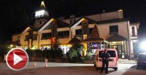 Otel restoranında silahlı kavga: 3 yaralı
