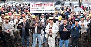 Amasralı Madenciler: Madenler satılamaz