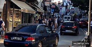 Bartın'da Ağustos ayında 207 araç trafiğe çıktı