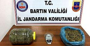 Dallıca'da Uyuşturucu Operasyonu: 1 Tutuklama