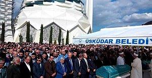 İstanbul'daki Bartınlılar'ın Hasan Abisi Gözyaşlarıyla uğurlandı