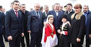 Bakan Eroğlu Bartın'da