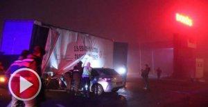 Kazada, üniversiteli öldü, kız arkadaşı yaralandı
