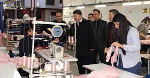 Kosgeb desteğiyle 212 yeni işletme kuruldu
