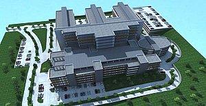 400 Yataklı Hastane İhalesi 12 Aralık'ta