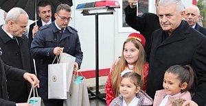 Bartın'da Başbakan Yıldırım Rüzgarı