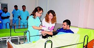 Bartın'da Fizyoterapi Programı Açıldı
