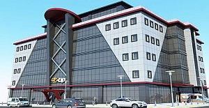 Bartın'ın İlk Özel Hastanesi Yükseliyor