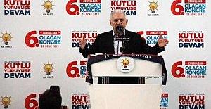 Başbakan Yıldırım: 15 yılda 15 milyar yatırım