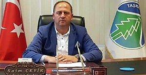 Tacizden tutuklanan Belediye Başkanına 25 yıl hapis istemi