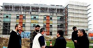 Bartın Adalet Sarayı Gün Sayıyor