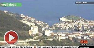 Batı Karadeniz'in Çevre Sorunlar CNN Türk'te