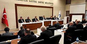 Belediye Meclisi 15 Maddeyi Karara Bağladı