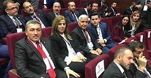 Kalaycı 122. İl Başkanları Toplantısına katıldı